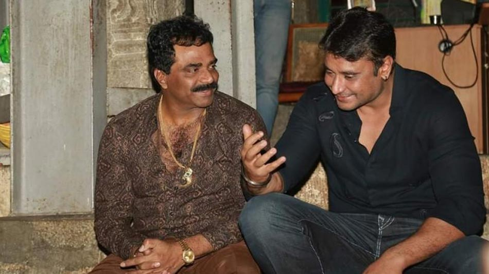 Darshan To Do Another Film For Rockline Venkatesh