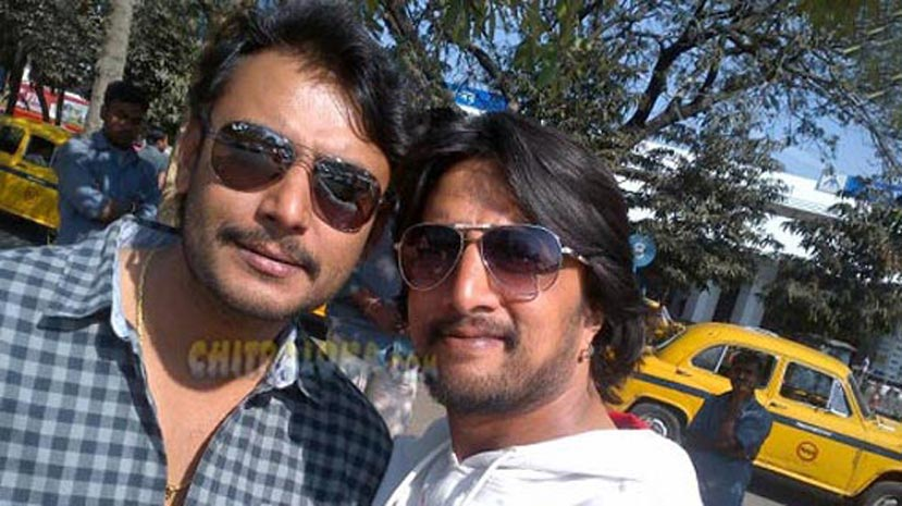 sudeep ready to act with darshan