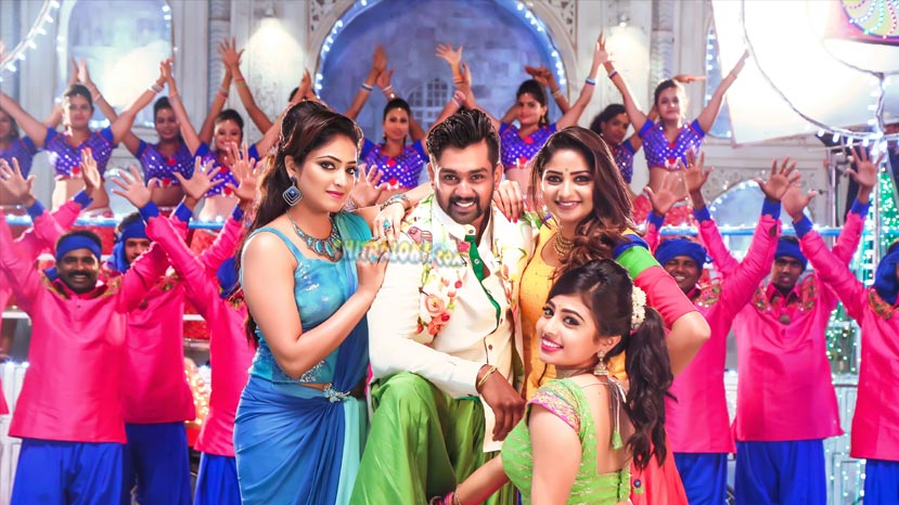 bharjari 50 days celebrations