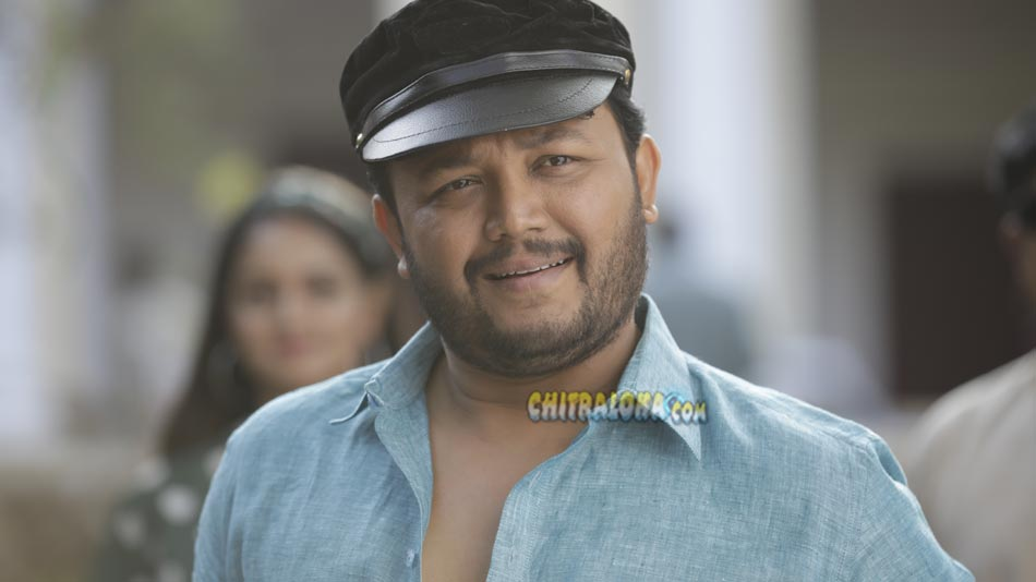 ganesh shares screen with dr raj in geetha