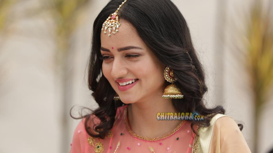 shanvi srivatsav dubs in kannada for the first time