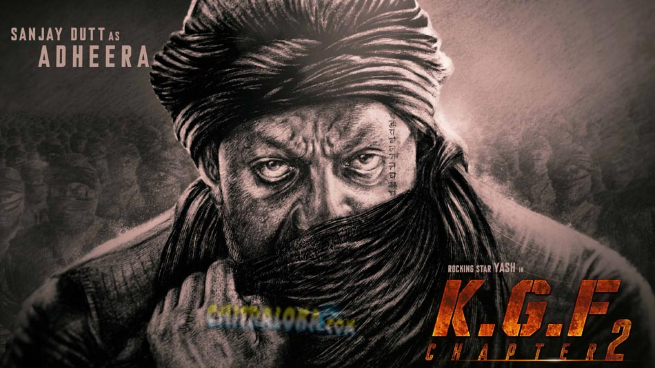 sanjay dutt reveals why he agreed to do villain's role in kgf chapter 2