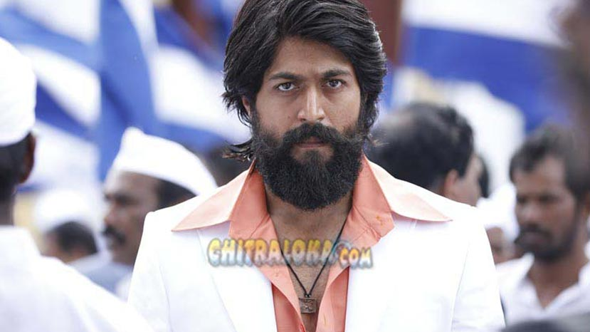 kgf completes 50 days