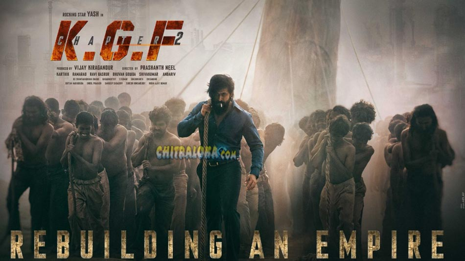 kgf chapter 2 telugu version going for 40 crores