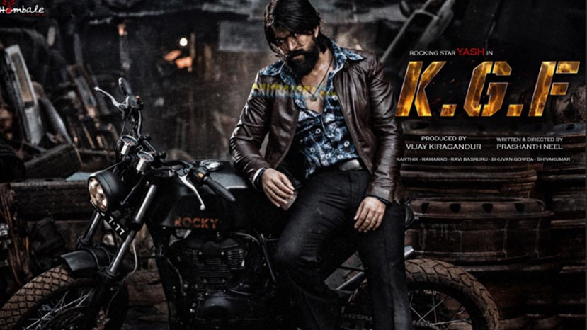 story behind kgf's bike