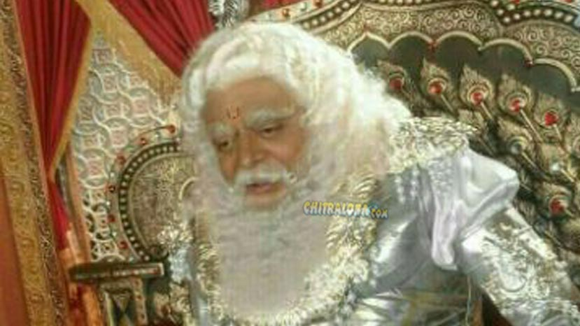 ambareesh did not take his remunarayion for kurukshetra
