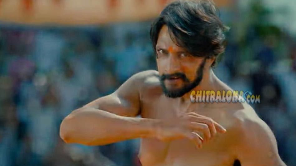 sudeep's condition for pailwaan 2