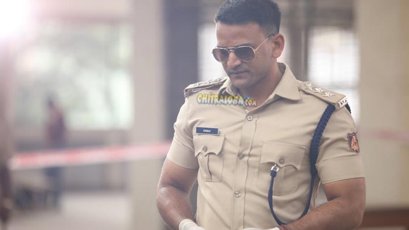 dhananay is inspired by ex cop annamalai