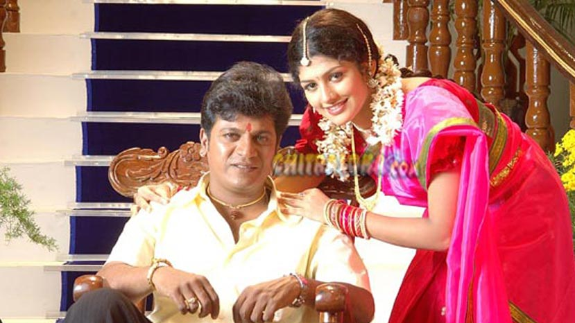 shivarajkumar agrees to act with radhika